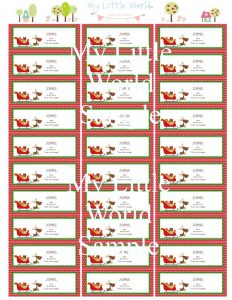 babysitter information sheet stunning free christmas mailing labels template gallery office
