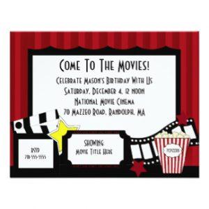 bachelorette invitations template krw custom movie birthday party invitations rbcbbcdfdeaacf zkgs