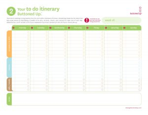 bachelorette itinerary template free printable do list work travel itinerary template free