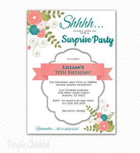 bachelorette party invitation template th birthday party invitations free printable