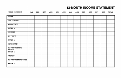 balance sheet example excel monthly income statement small business x