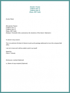banking cover letter authorization letter sample to process documents x