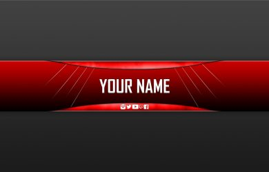 banners for youtube free youtube banner templates helmar designs intended for cool banners for youtube