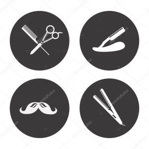 barber business cards depositphotos barber shop design