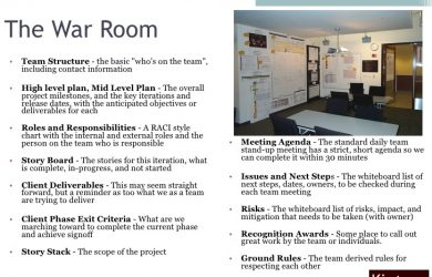 basic business plan template best practices when moving to agile project management