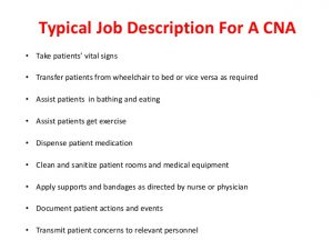 basic letter format all about certified nursing assistant