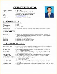 basic letter format how to write curriculum vitae writing a perfect curriculum vitae samplecv page