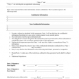 basic non disclosure agreement confidentiality agreement