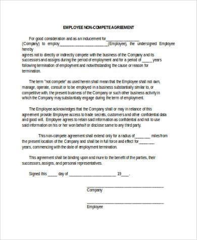 basic non disclosure agreement