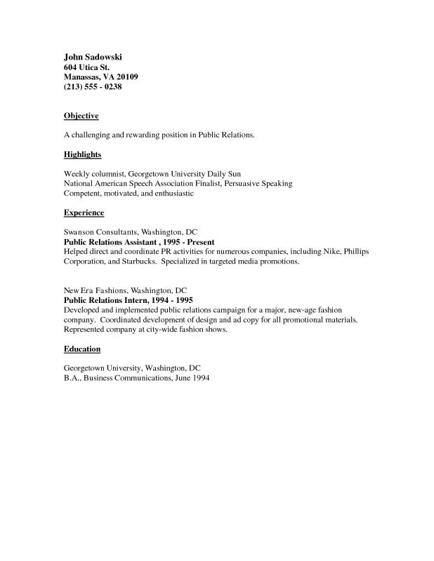resume template basic basic resume examples template business 24378