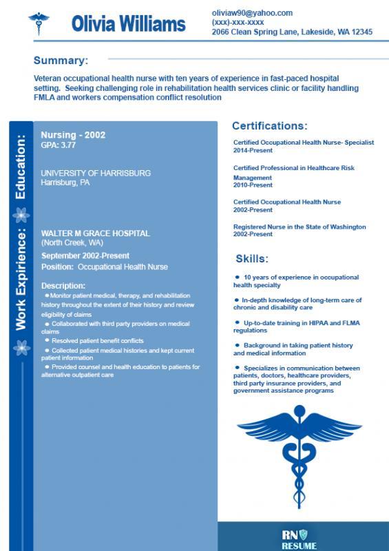 basic resume sample