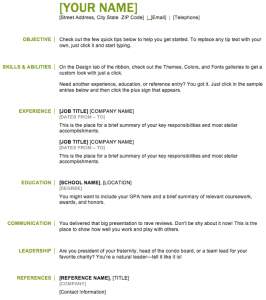 basic resume samples basic resume template