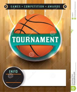 basketball flyer template basketball tournament template illustration file layered vector eps available eps file contains transparencies gradient