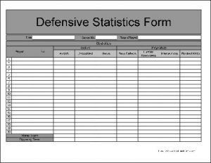 basketball player evaluation form fdsf