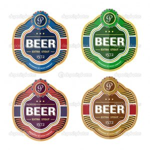 beer bottle label template beer label template walrjuo