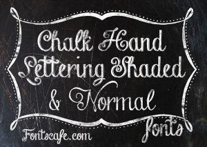 best chalkboard fonts chalkfont top