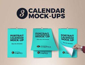 best cv format wall calendar mock up psd files