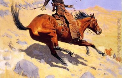 bill of sale horse frederic remington