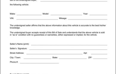 bill of sale pdf bill of sale auto vehicle 03dr