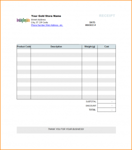 bill of sale receipt word invoice template receipttemplategold