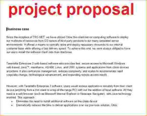 bill pay template examples of project proposals projectproposaltemplate