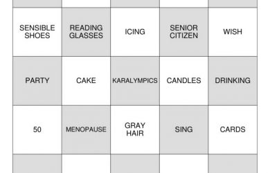 bingo template pdf birthdaybingo