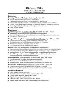 biology cover letter resume resume templates and job resume template on pinterest with regard to usa jobs resume format