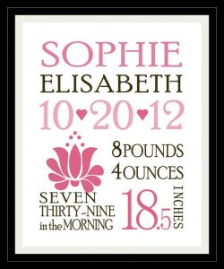 birth announcement template blog birth announcement
