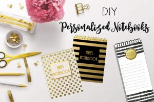 birthday list template diy notebook covers x
