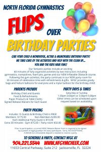 birthday party flyer content image x