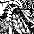 black and white abstract black and white abstract drawings free wallpaper