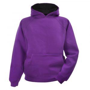 black hoodie template purpleblack