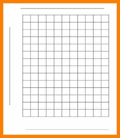 blank bar graph template