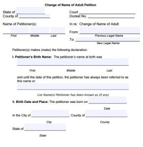 blank bill of sale pdf alabama name change petition