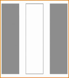 blank bookmark template bookmark template word blank template a