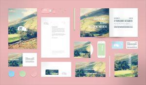 blank business card template psd free mockup brochure business card letterhead psd