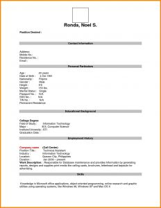 blank business plan template word blank curriculum vitae format best photos of download free blank resume forms blank resume
