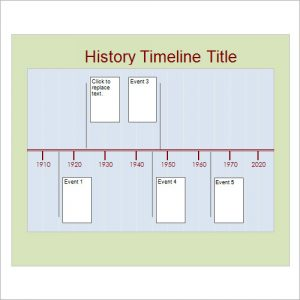 blank business plan template word sample history timeline