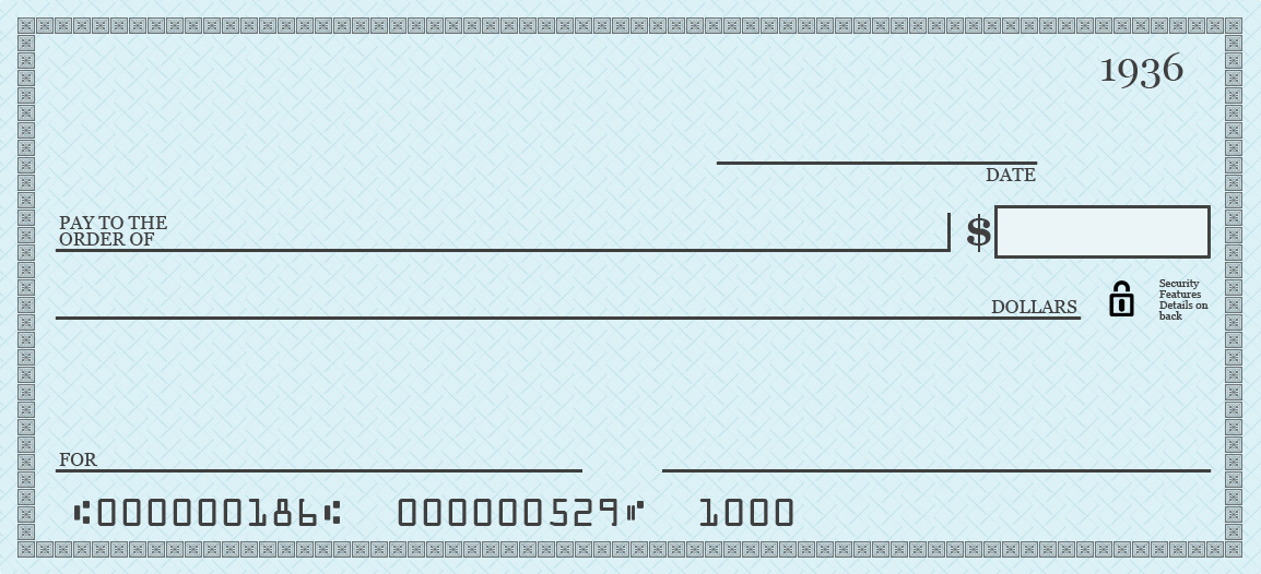 picture relating to Blank Checks Printable identified as Blank Monitor Template Template Office