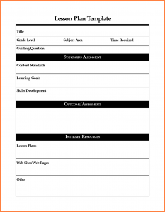 blank check templates for excel free blank lesson plan templates free blank lesson plan templates ovuwisp