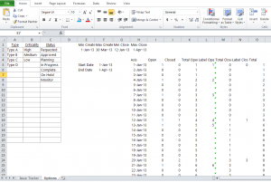 blank excel spreadsheet issue tracking excel template free download