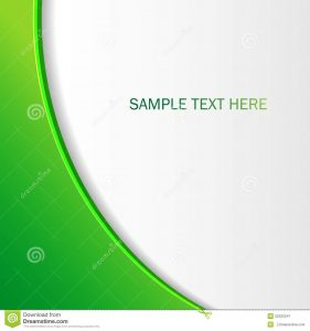 blank id card template abstract green background brochure your design vector wallpaper