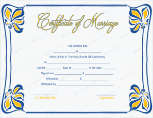 blank invitation templates for microsoft word blank marriage certificates print
