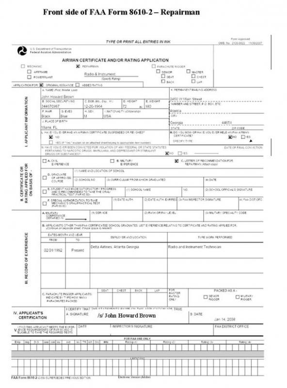 blank job application pdf