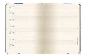 blank notebook paper btp a open sml