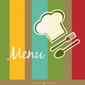 blank restaurant menu template restaurant menu template