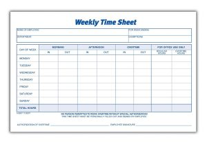 blank time sheets deqzhdl sl