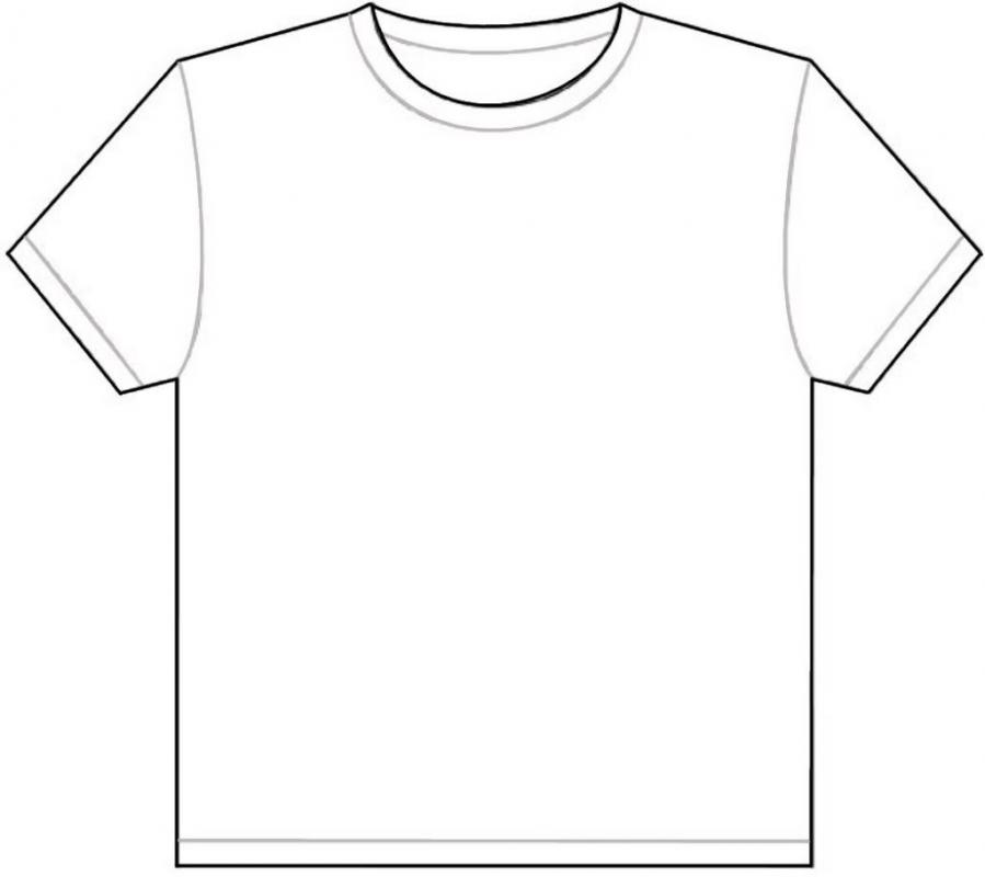 Blank Tshirt Template  Template Business