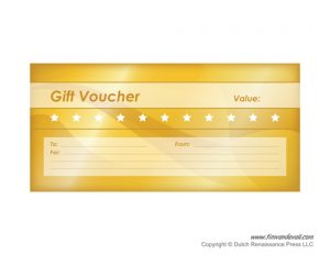 blank website templates printable gift voucher template