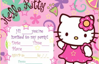 blank wedding invitation templates hello kitty party invitations blank